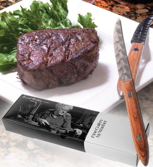American made gift idea Warther Cutlery steak knives with gift box