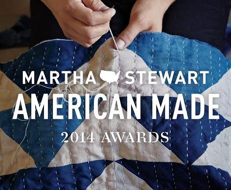 Get Your Vote On for the Martha Stewart American Made 2014 Awards