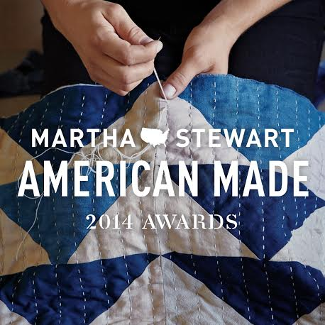 Give Some Love To Your Favorite Makers For the Martha Stewart American Made 2014 Awards