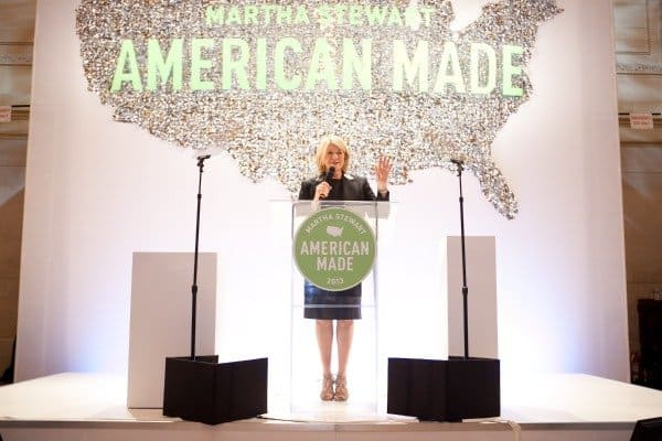 Attend the 2014 Martha Stewart American Made Awards Summit