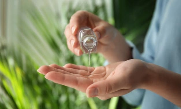 How to Make Natural Hand Sanitizer: An American Made  DIY