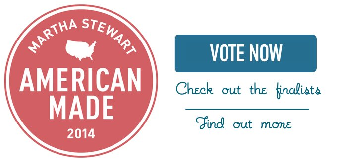 Martha Stewart American Made Awards