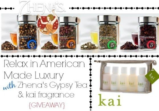 Relax in American made Luxury {Giveaway}