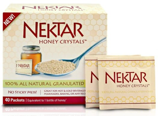 Nektar Honey Crystals | National Honey Month | American Honey
