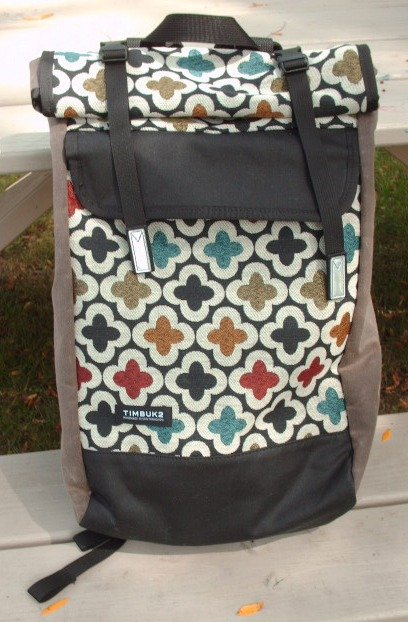 Timbuk2 Cusotm Prospect Laptop Pack made in San Francisco. American Made Tech Accessories via USA Love List