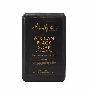 Skin Care Talk How Does African Black Soap Work