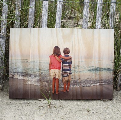 Plak That Photos on Wood Made in USA