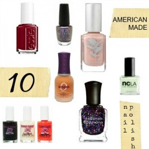 10 High Performance American Made Nail Polish Brands Usa Love List