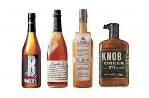 Bourbon vs Whiskey via USALoveList.com
