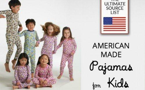 Pajamas for kids