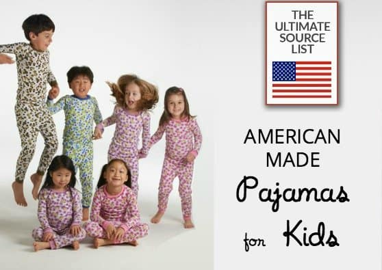 Pajamas for kids | Childrens PJS made in USA