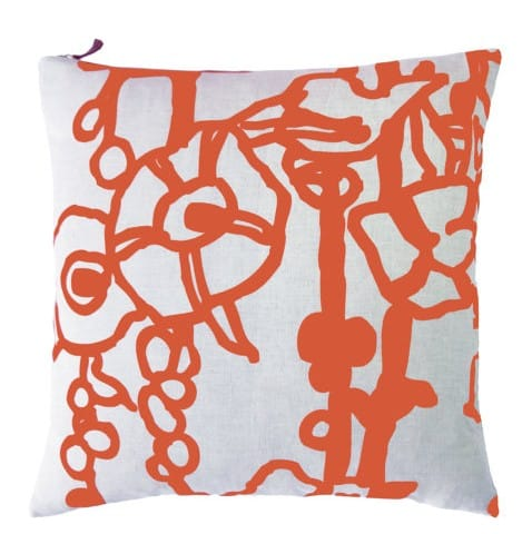 Sreen printed designs: pillows, bags and glasses | Made in Maine