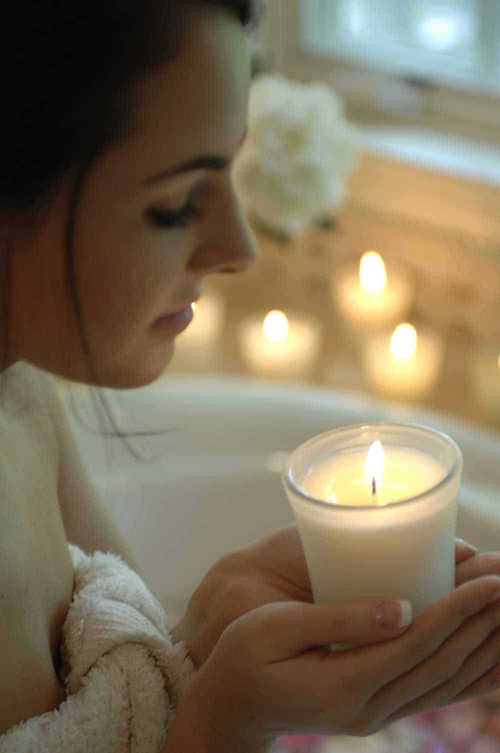 Giveaway: Relax with Pure and Natural Candles from rare EARTH
