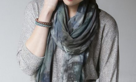 How To Wear A Scarf To Update Your Look For Any Season