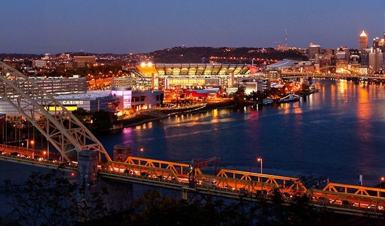 Ten Things We Love, Made in Pittsburgh via USALoveList.com