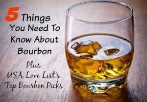 5 Things you need to know about bourbon
