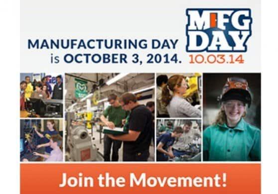 Manufacturing Day 2014 via USA Love List