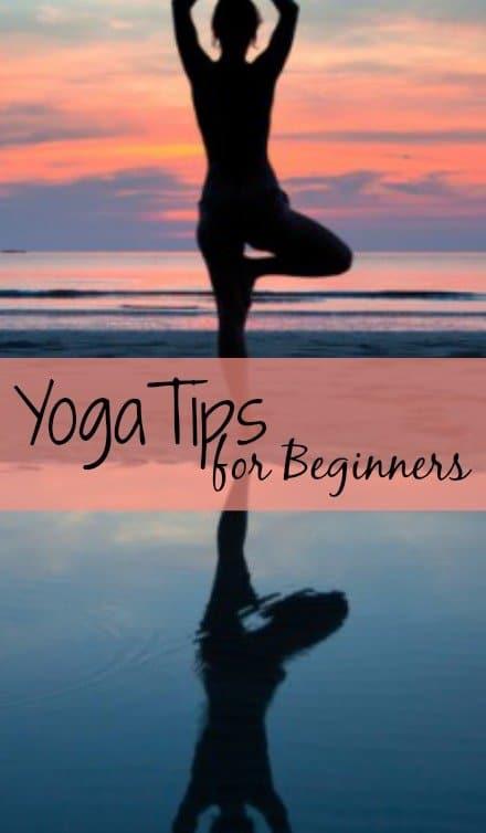Yoga Tips for Beginners via USAlovelist.com