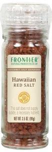 Gourmet Gifts From Frontier Co-Op - Hawaiian Red Sea Salt via USALoveList.com