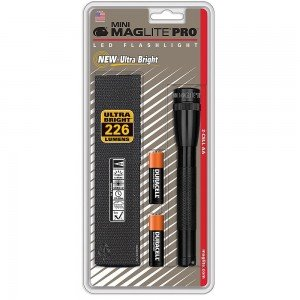 Mini MAGLITE PRO LED 2-Cell AA Flashlight #madeinUSA #giftsformen