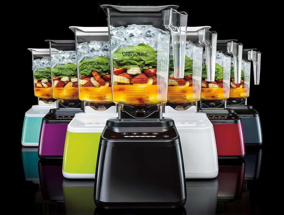 American Made Gifts for the Foodie: Blender From Blendtec for $250 via USALoveList.com #foodie #gifts #usalovelisted
