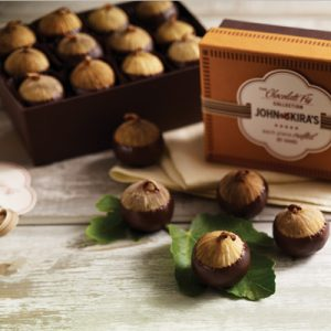 American Made Gifts For The Wine Lover Including John and Kiras Chocolate Dipped Figs From Philadelphia   USA Love List