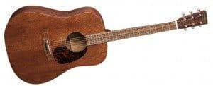 D-15 in Starburst by Martin Guitars #madeinUSA #giftsformen #mancave