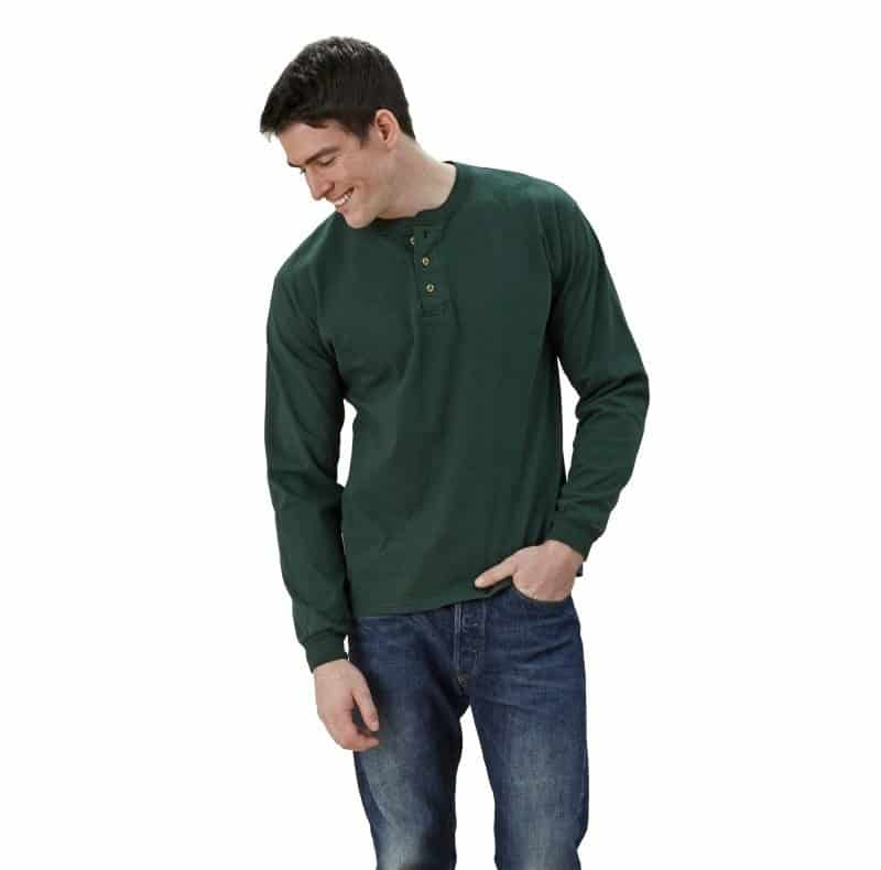 Menswear Made in USA From Goodwear via USALoveList.com