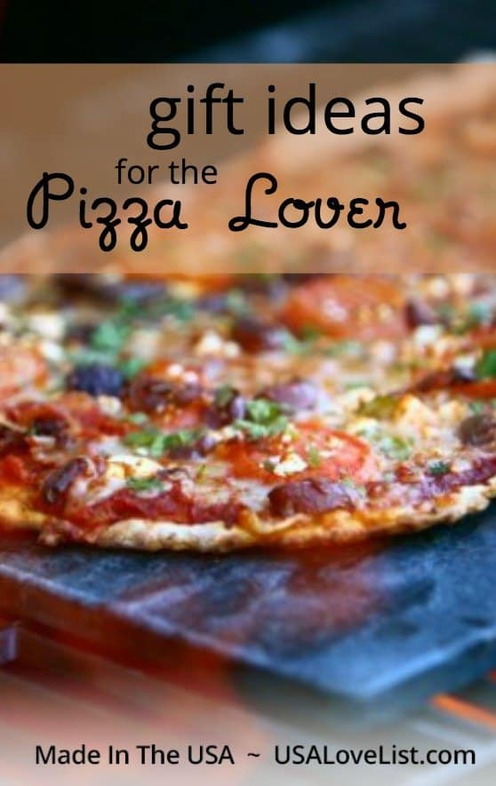 Gift ideas for the pizza lover