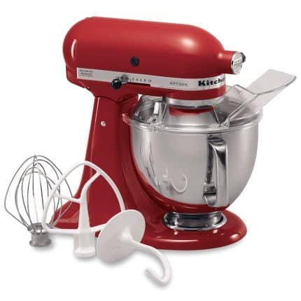 KitchenAid Artisan Stand Mixer is Made in the USA