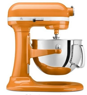 Made in USA Gifts for the Baker: Kitchen Aid Stand Mixer #usalovelisted #gifts #baker