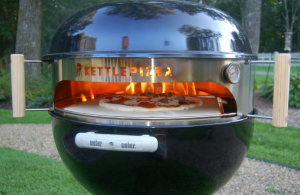 Gifts for the Pizza Lover: KettlePizza grill kit