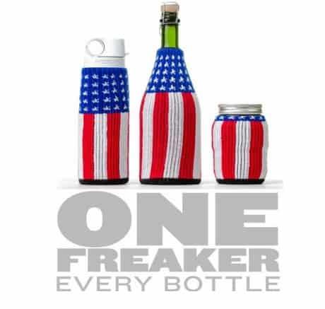 Gifts under $30: Freaker USA bottle insulator #madeinUSA #gifts #usalovelisted