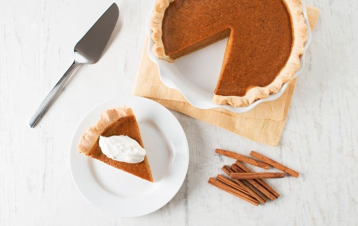 It's Pumpkin Pie Time! Made in USA Pie Necessities (Plus A Tito's Pumpkin Pie Martini Recipe)