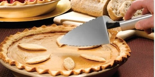 Rada Cutlery pie server | Thanksgiving table must have