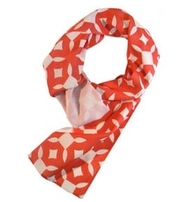 #madeinUSA Eco Friendly Gift Idea- Beau Monde Organics Luxury Scarf