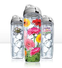 Gifts for Under $30: Tervis water bottles #madeinUSA