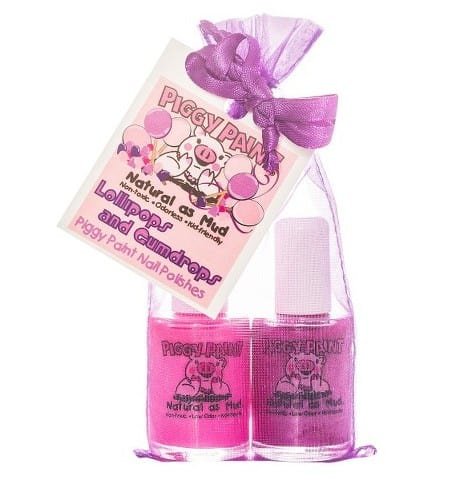American made nail polish: Piggy Paint #usalovelisted #madeinUSA #nailpolish