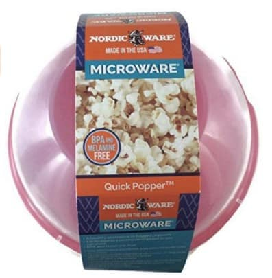 Gifts under $30: Nordicware Quick popper
