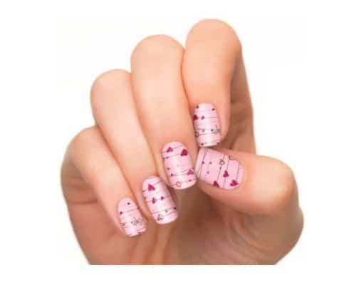 Inococo nail art nail polish strips | Made in USA