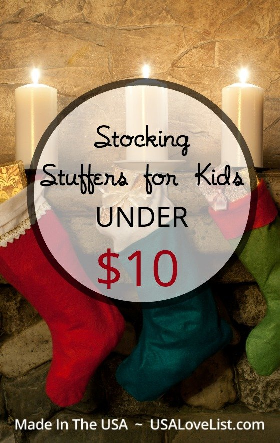 Stocking Stuffers for kids under $10 stocking stuffer ideas
