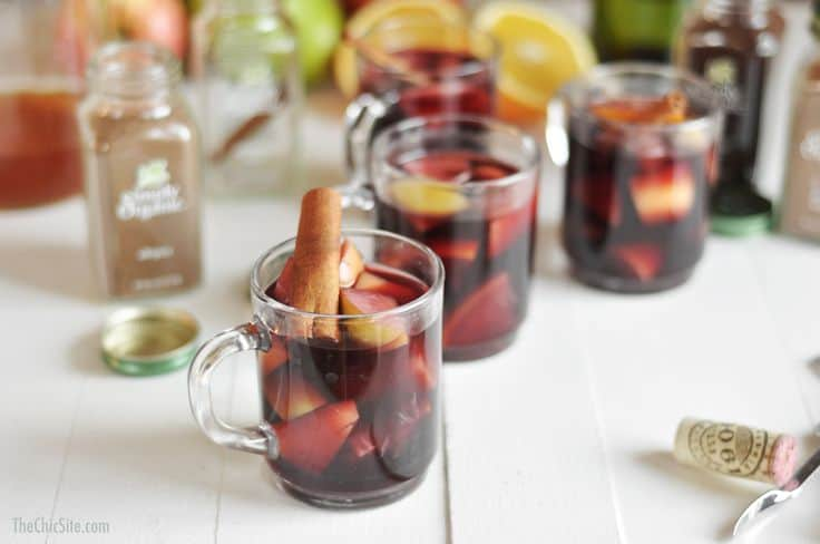 Try This Simple Slow Cooker Sangria Recipe
