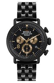 Shinola men's watch | Luxury Gifts for Men | Made in USA