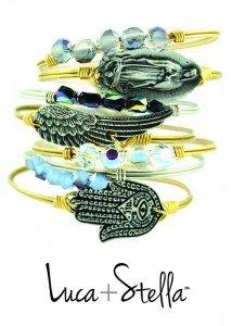 Luca + Stella handmade bracelets. #madeinUSA