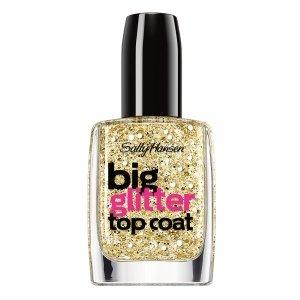 Gold glitter nail polish #madeinUSA