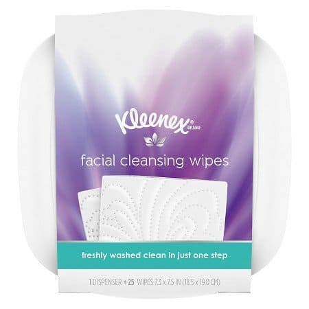 kleenex-facial-cleansing-wipe