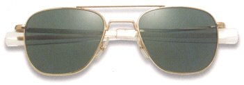 Genuine American Optical Original Pilot Glasses, made in Massachusetts #giftsformen #madeinUSA