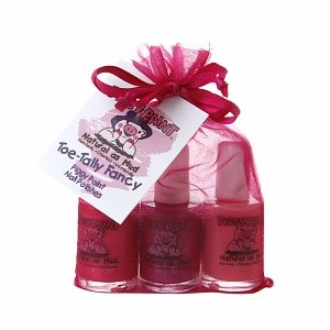Piggy Paint Nail Polish - Natural nail polish designed just for little girls #madeinUSA