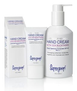 Supergoop - Forever Young Hand Cream is the perfect winter gift