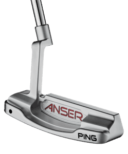The Anser Putter by Ping, made in Arizona #giftsformen #golf #madeinUSA